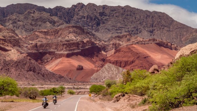Park Conchas - ARGENTINA - The northwest; best 7-day Salta itinerary including Jujuy