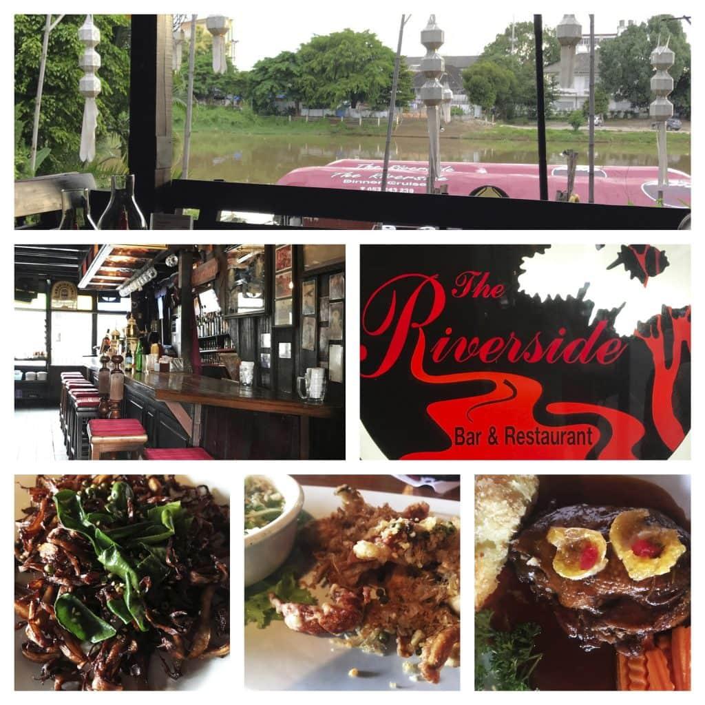 THAILAND - Restaurant hotspots in Chiang Mai & Chiang Rai; my personal list