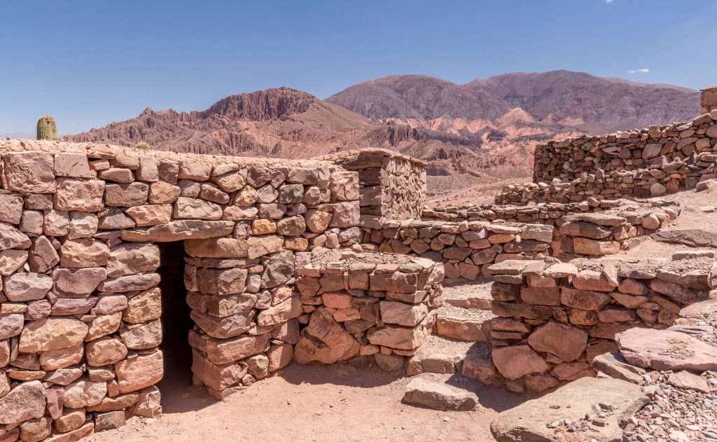 Inca Ruins Humahuaca - ARGENTINA - The northwest; best 7-day Salta itinerary including Jujuy