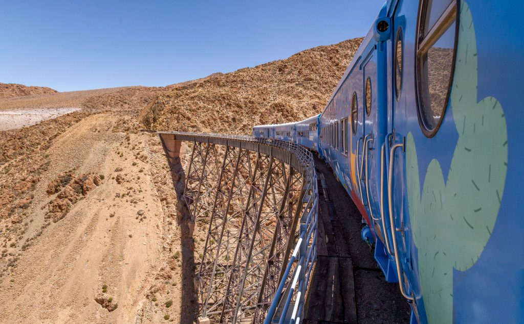 Tren a las Nubes - ARGENTINA - The northwest; best 7-day Salta itinerary including Jujuy