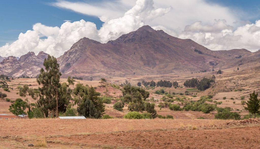 Altiplano Landscape - BOLIVIA - Amazing 10-day Bolivia itinerary to Sucre & the Altiplano