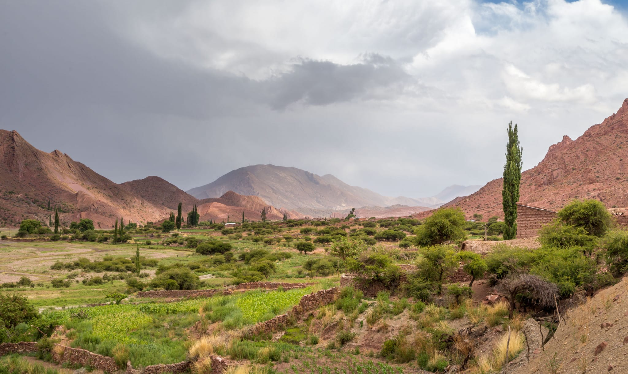 Altiplano Landscape - BOLIVIA - Amazing 10-day Bolivia itinerary to Sucre & the Altiplano