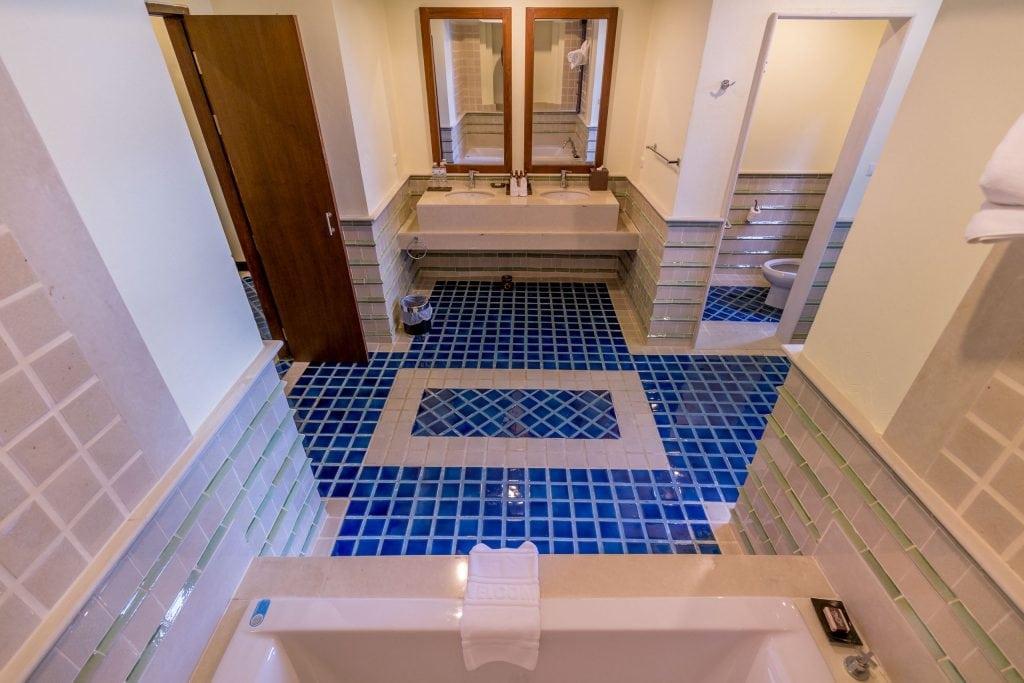 Bathroom - THAILAND - Katiliya Mountain Resort & Spa offers luxury north of Chiang Rai