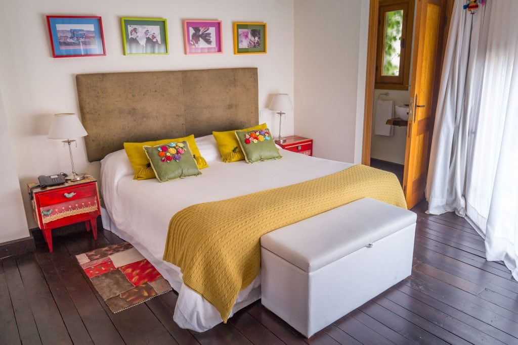 King Bedroom - ARGENTINA - In Salta, Kkala Boutique Hotel is the place to stay