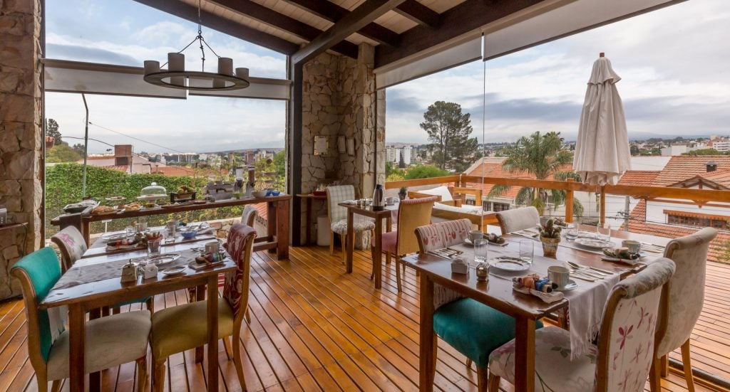 Breakfast room - ARGENTINA - In Salta, Kkala Boutique Hotel is the place to stay