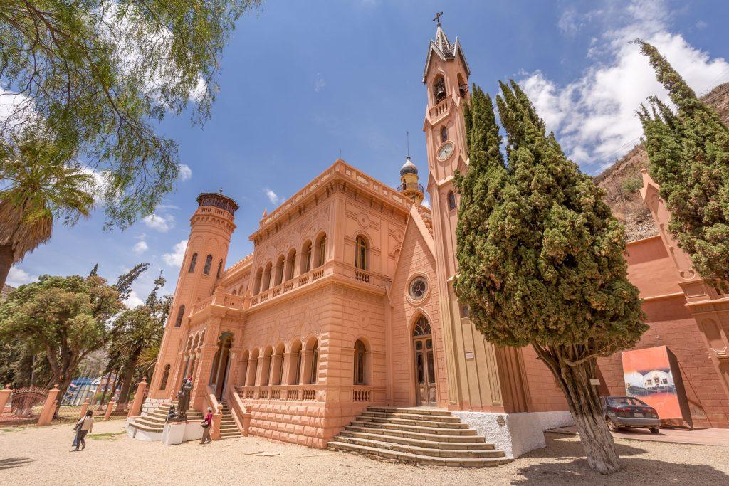 Castle of la Glorieta - BOLIVIA - Amazing 10-day Bolivia itinerary to Sucre & the Altiplano