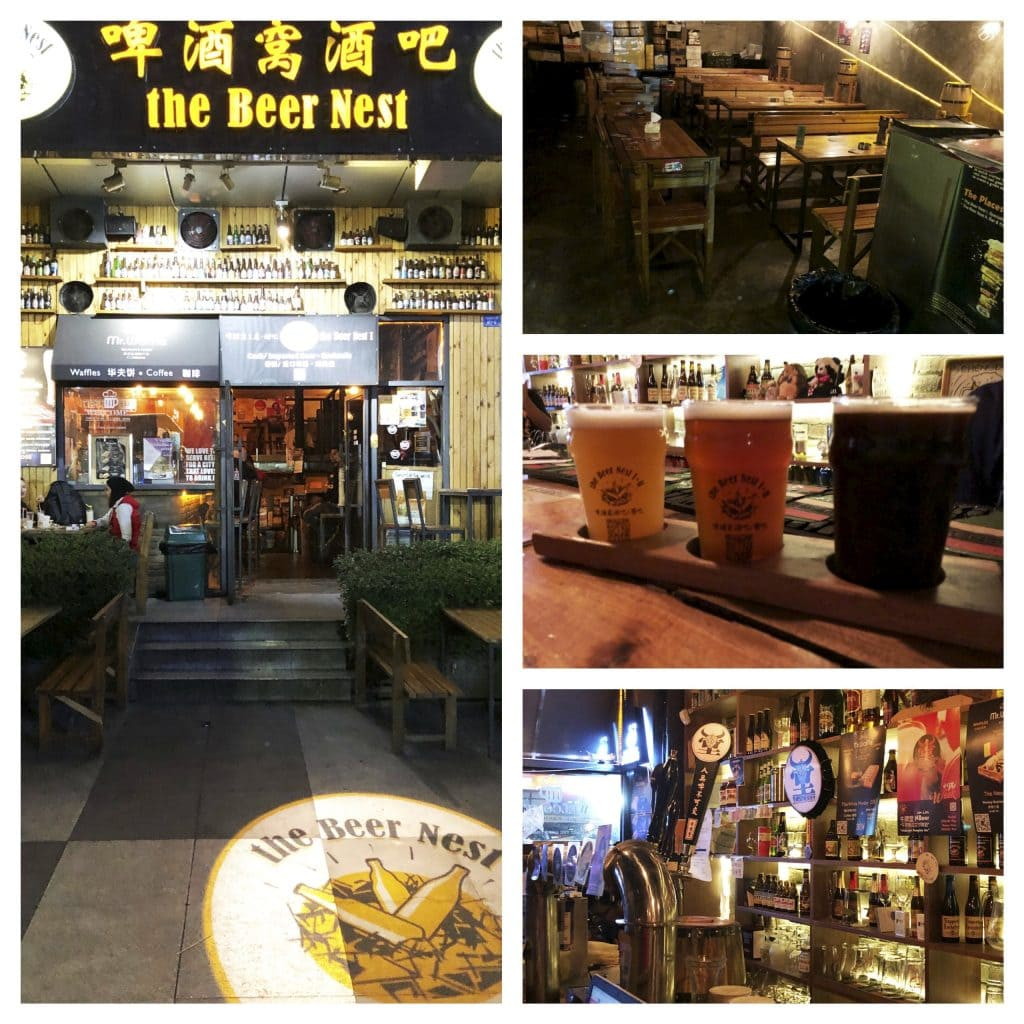 The Beer Nest - CHINA - Chengdu craft beer bars; my personal hotspots