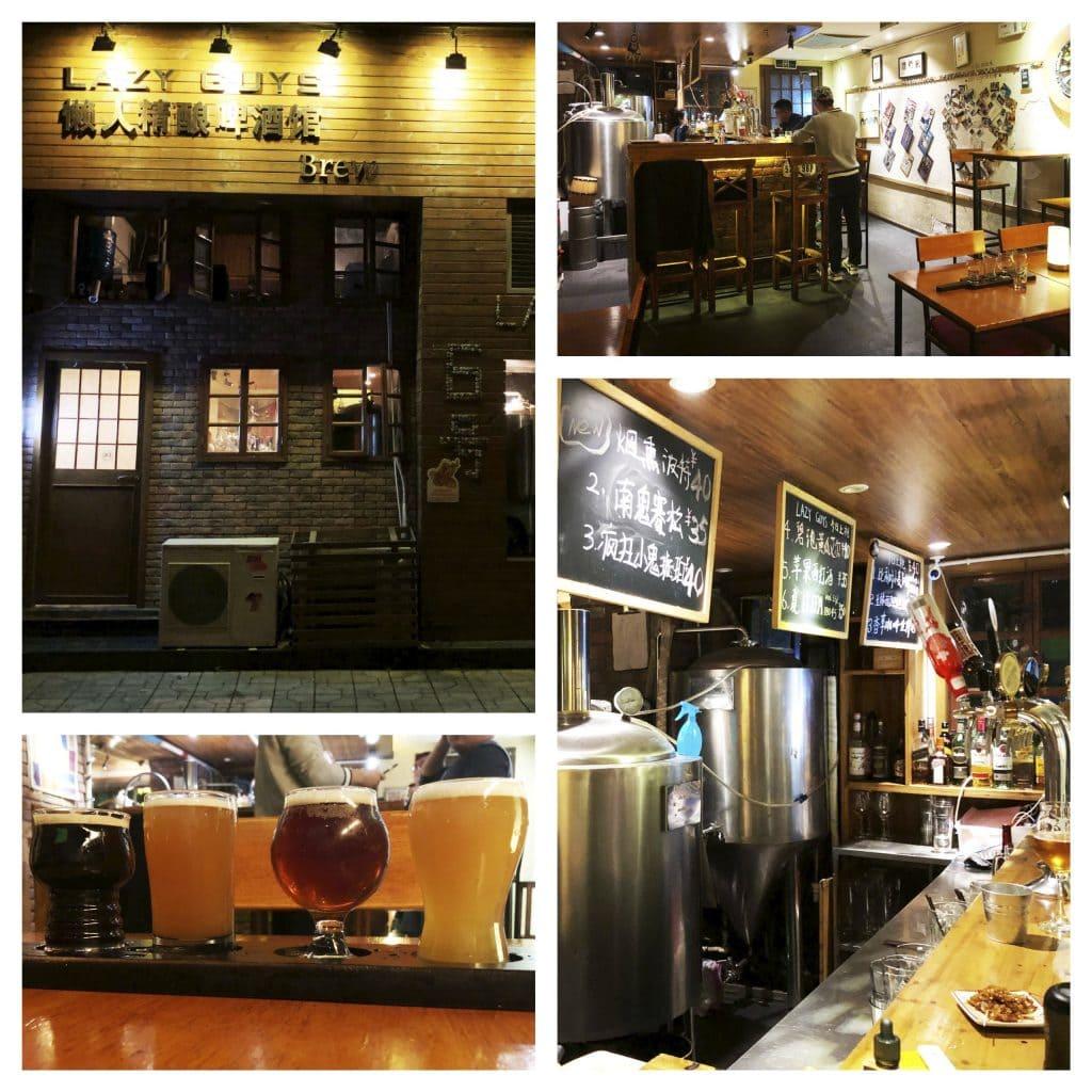 Lazy Guys Brewpub - CHINA - Chengdu craft beer bars; my personal hotspots