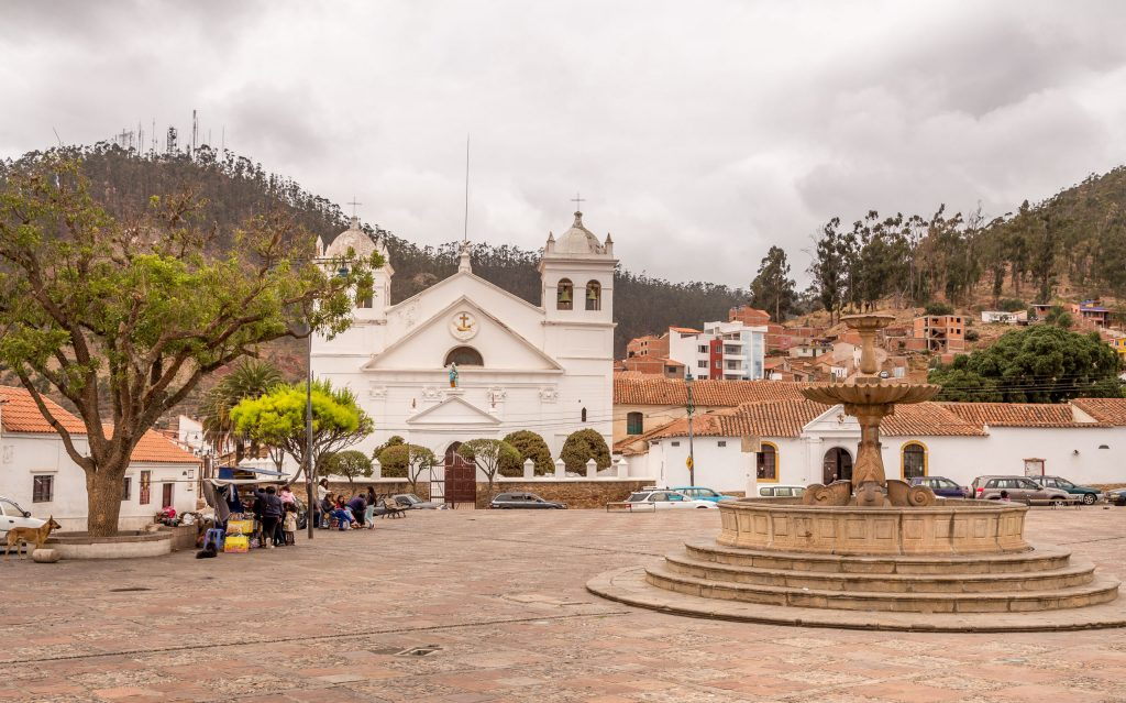 Sucre square and church - BOLIVIA - Amazing 10-day Bolivia itinerary to Sucre & the Altiplano