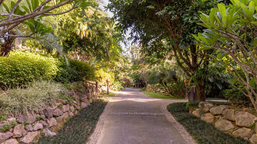 Gardens - THAILAND - Katiliya Mountain Resort & Spa offers luxury north of Chiang Rai