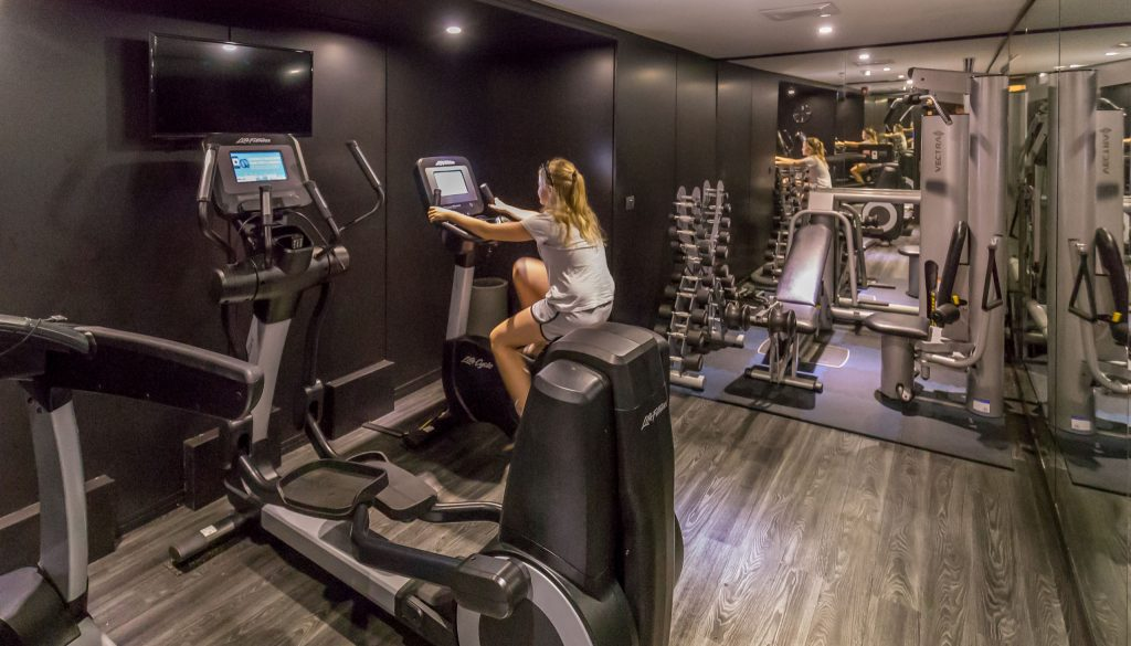 Gym - THAILAND - Akyra Manor Hotel Chiang Mai: intimate luxury for families & couples