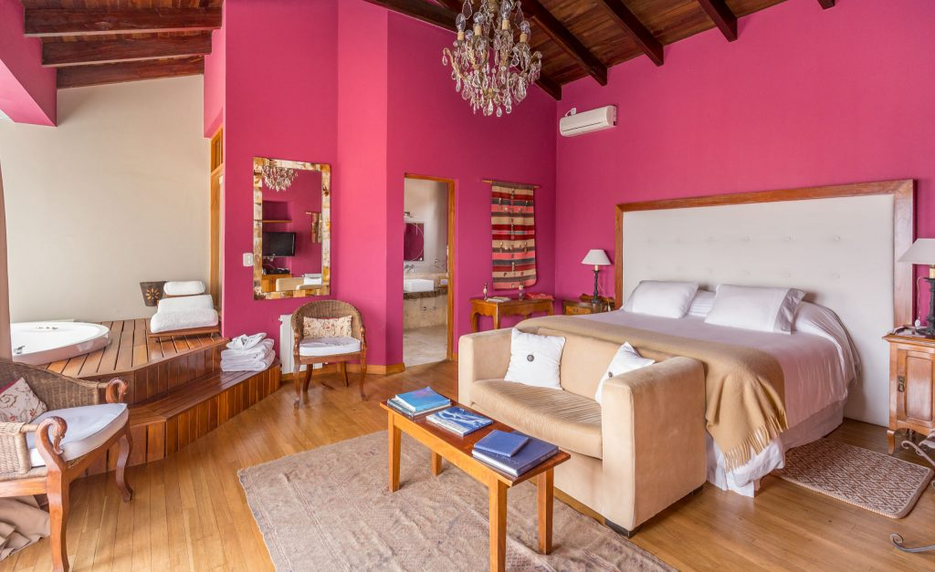 Master Bedroom Suite - ARGENTINA - In Salta, Kkala Boutique Hotel is the place to stay