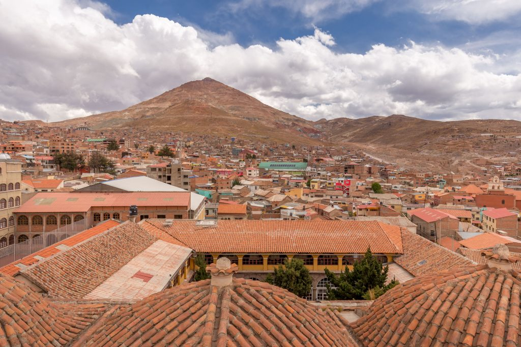 Potosi city view - BOLIVIA - Amazing 10-day Bolivia itinerary to Sucre & the Altiplano