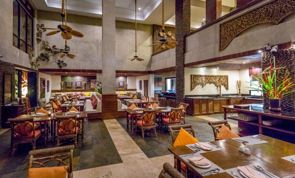 Restaurant - THAILAND - Katiliya Mountain Resort & Spa offers luxury north of Chiang Rai