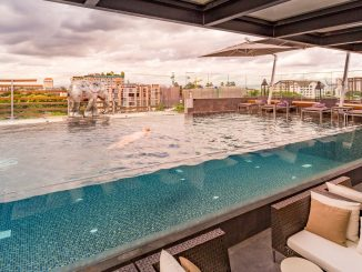 Roof infinity pool - THAILAND - Akyra Manor Hotel Chiang Mai: intimate luxury for families & couples