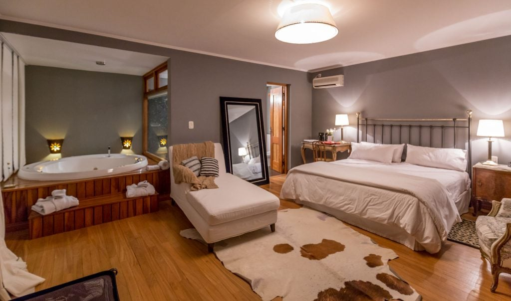 Suite with whirlpool - ARGENTINA - In Salta, Kkala Boutique Hotel is the place to stay