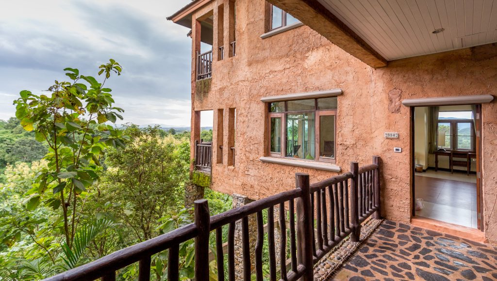 Villa Outside - THAILAND - Katiliya Mountain Resort & Spa offers luxury north of Chiang Rai