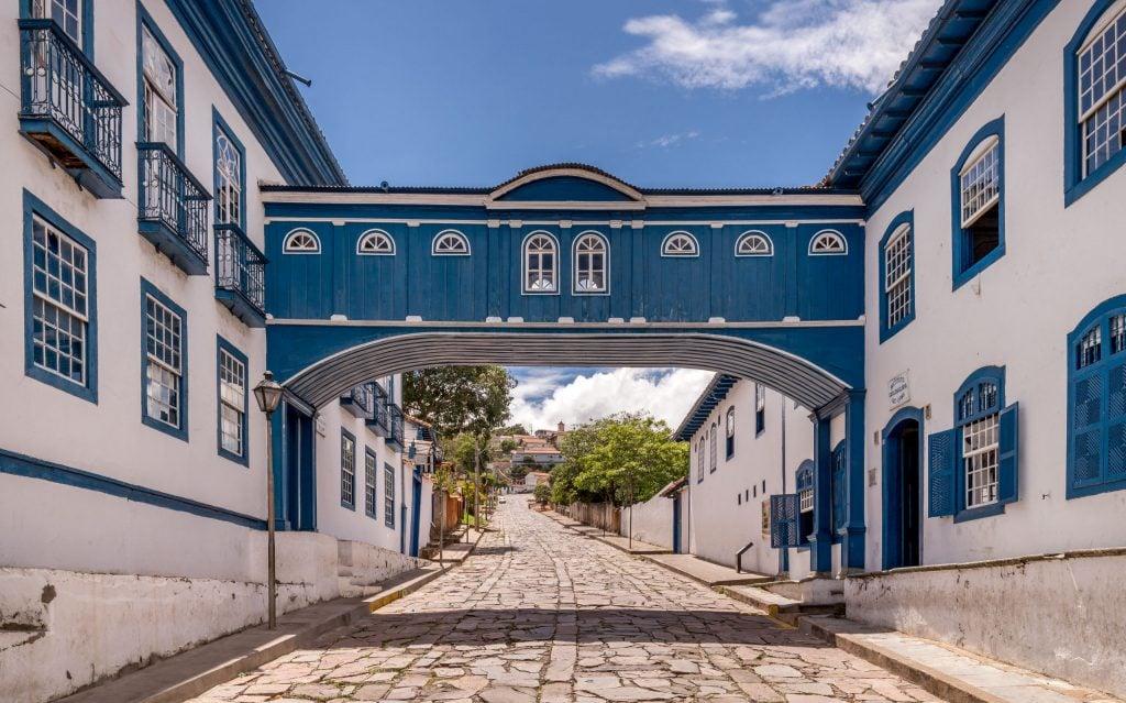 Diamantina - BRAZIL - A 5-day Minas Gerais itinerary: Belo Horizonte, Ouro Preto & Diamantina