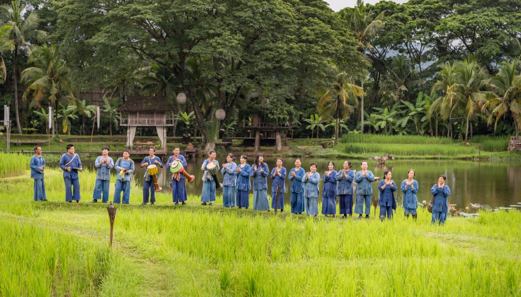 Farmers Parade - THAILAND - Four Seasons Chiang Mai: A luxury treasure in the Mae Rim Valley