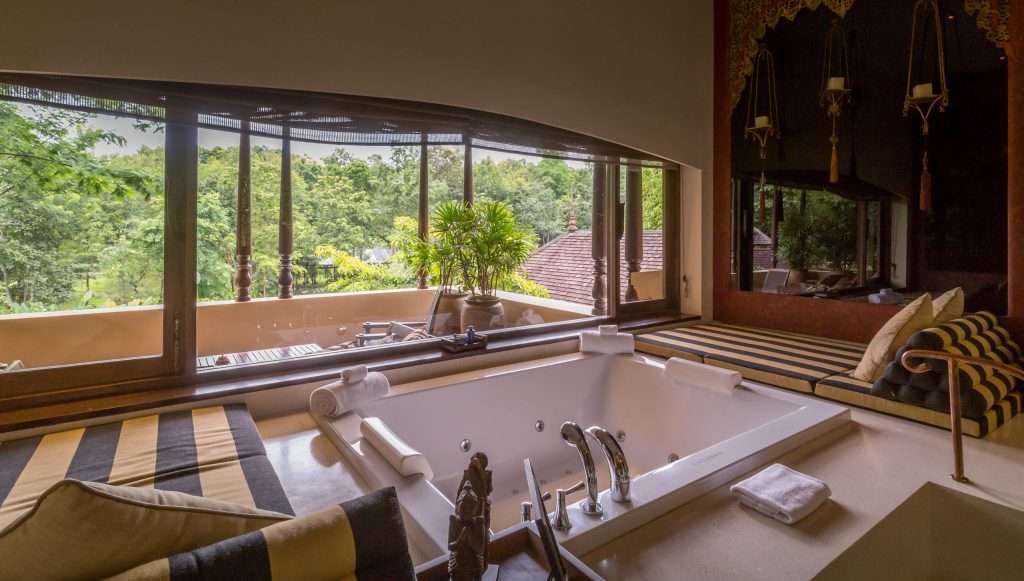 Jacuzzi - THAILAND - Four Seasons Chiang Mai: A luxury treasure in the Mae Rim Valley