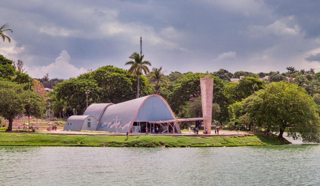 Pampulha Church Saint Francis Assisi - BRAZIL - A 5-day Minas Gerais itinerary: Belo Horizonte, Ouro Preto & Diamantina