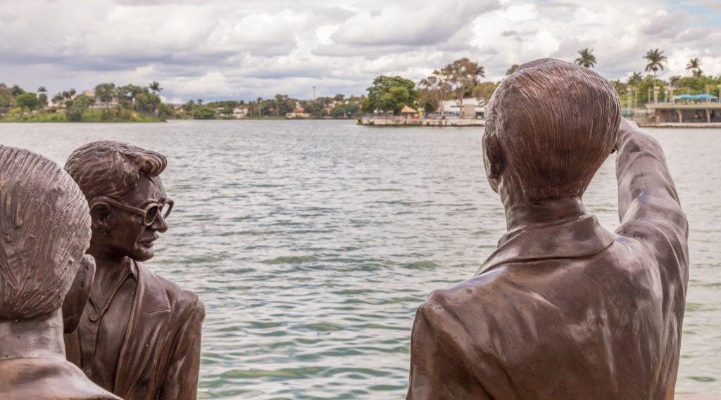 Pampulha Lake - BRAZIL - A 5-day Minas Gerais itinerary: Belo Horizonte, Ouro Preto & Diamantina