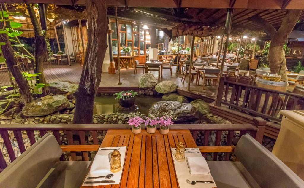Restaurant - THAILAND - Four Seasons Chiang Mai: A luxury treasure in the Mae Rim Valley