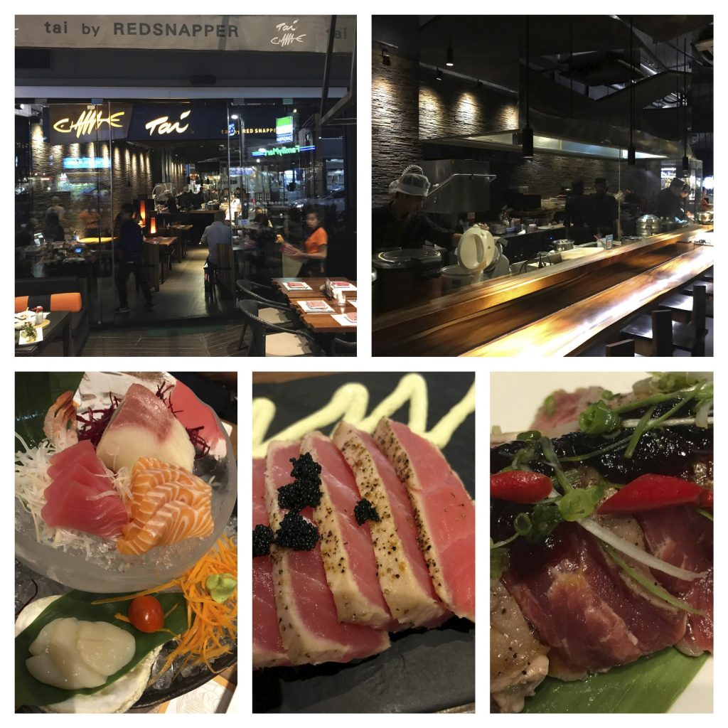 Tai by Red Snapper - THAILAND - Koh Samui restaurant guide: best food & craft beer bars