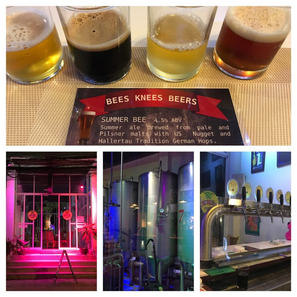 Bees Knees Beers - THAILAND - Koh Samui restaurant guide: best food & craft beer bars