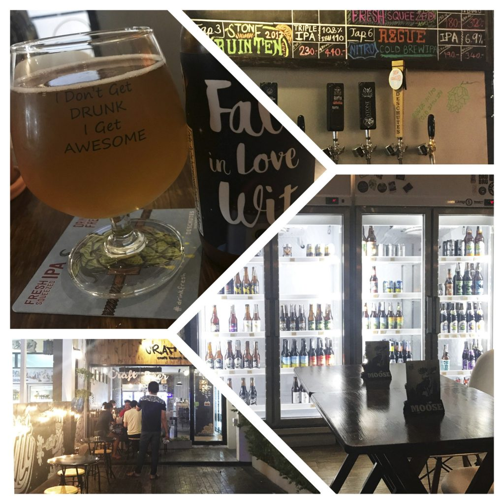 Craffity - THAILAND - My personal favorite Chiang Rai & Chiang Mai craft beer bars