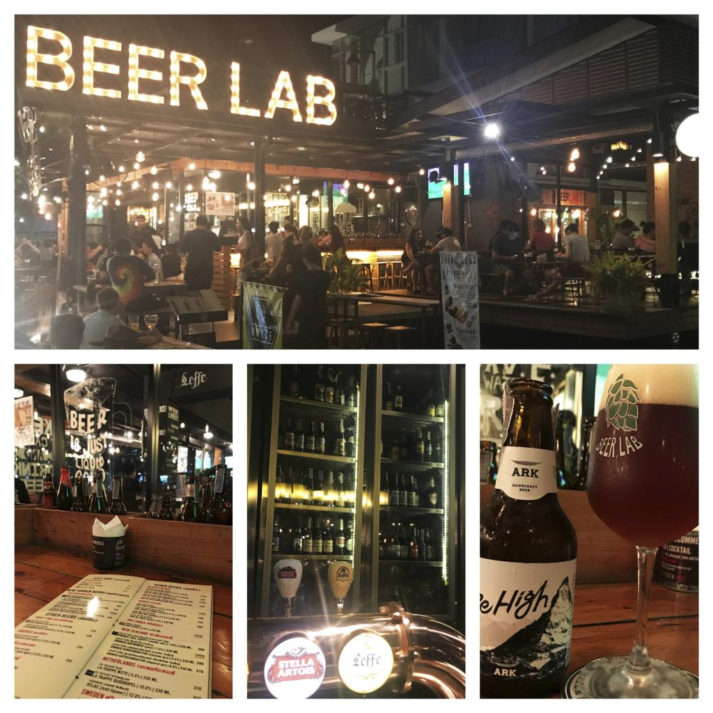 Beer Lab - THAILAND - My personal favorite Chiang Rai & Chiang Mai craft beer bars