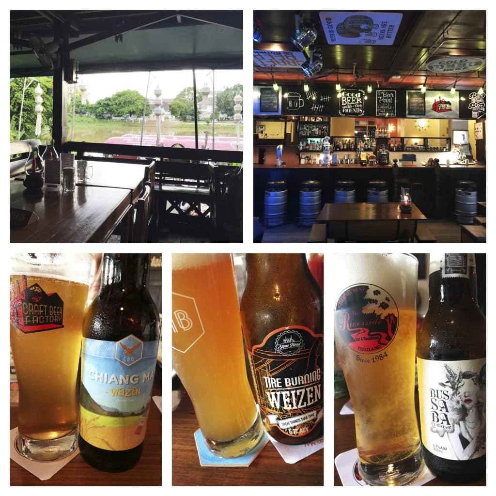 Craft Beer Factory - THAILAND - My personal favorite Chiang Rai & Chiang Mai craft beer bars