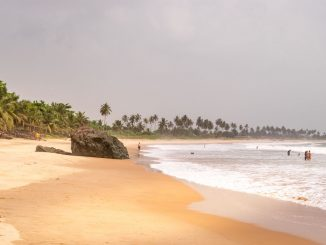Butra Beach - GHANA - The perfect one-week Ghana itinerary exploring West Africa's Gold Coast