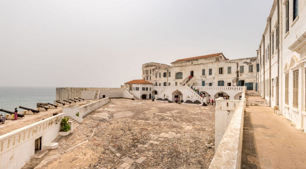 Cape Coast Castle - GHANA - The perfect one-week Ghana itinerary exploring West Africa's Gold Coast