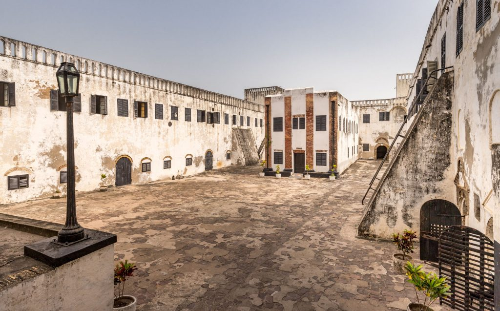 Elmina St George Castle - GHANA - The perfect one-week Ghana itinerary exploring West Africa's Gold Coast