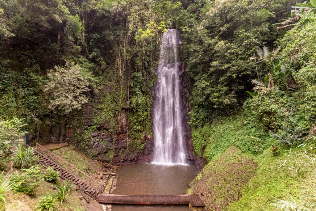 Cascata Sao Nicolao Waterfall - SÃO TOMÉ & PRÍNCIPE - A São Tomé itinerary to all the well kept secrets of the island