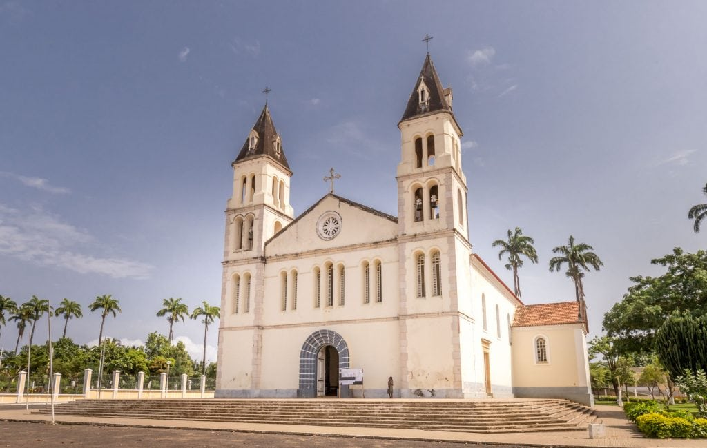 Cathedral Sao Tome - SÃO TOMÉ & PRÍNCIPE - A São Tomé itinerary to all the well kept secrets of the island