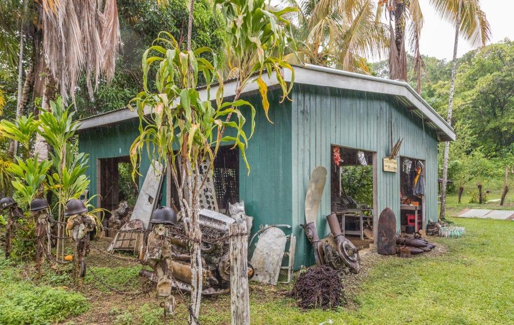 Mundi WW2 Museum - SOLOMON ISLANDS - 7 days in Solomon Islands itinerary: travel guide, tips & inspiration