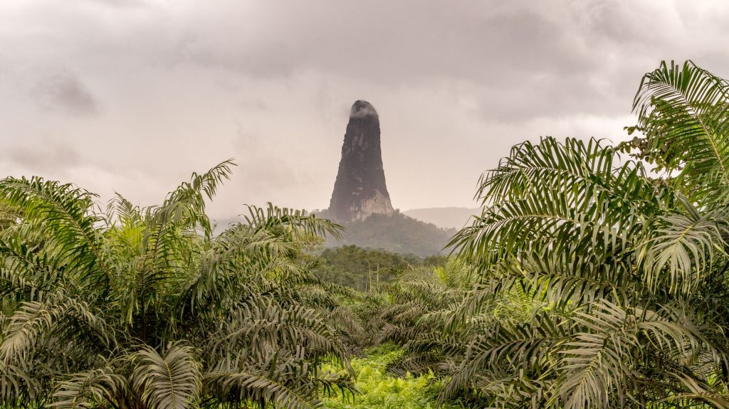 Pico de Cao - SÃO TOMÉ & PRÍNCIPE - A São Tomé itinerary to all the well kept secrets of the island