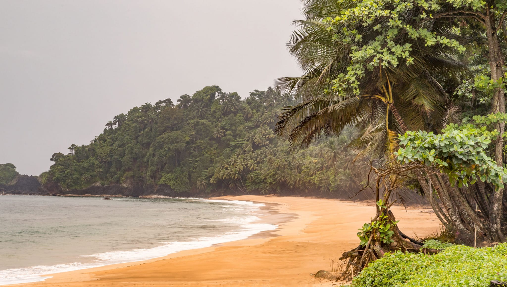 Pristine Beach - SÃO TOMÉ & PRÍNCIPE - A São Tomé itinerary to all the well kept secrets of the island