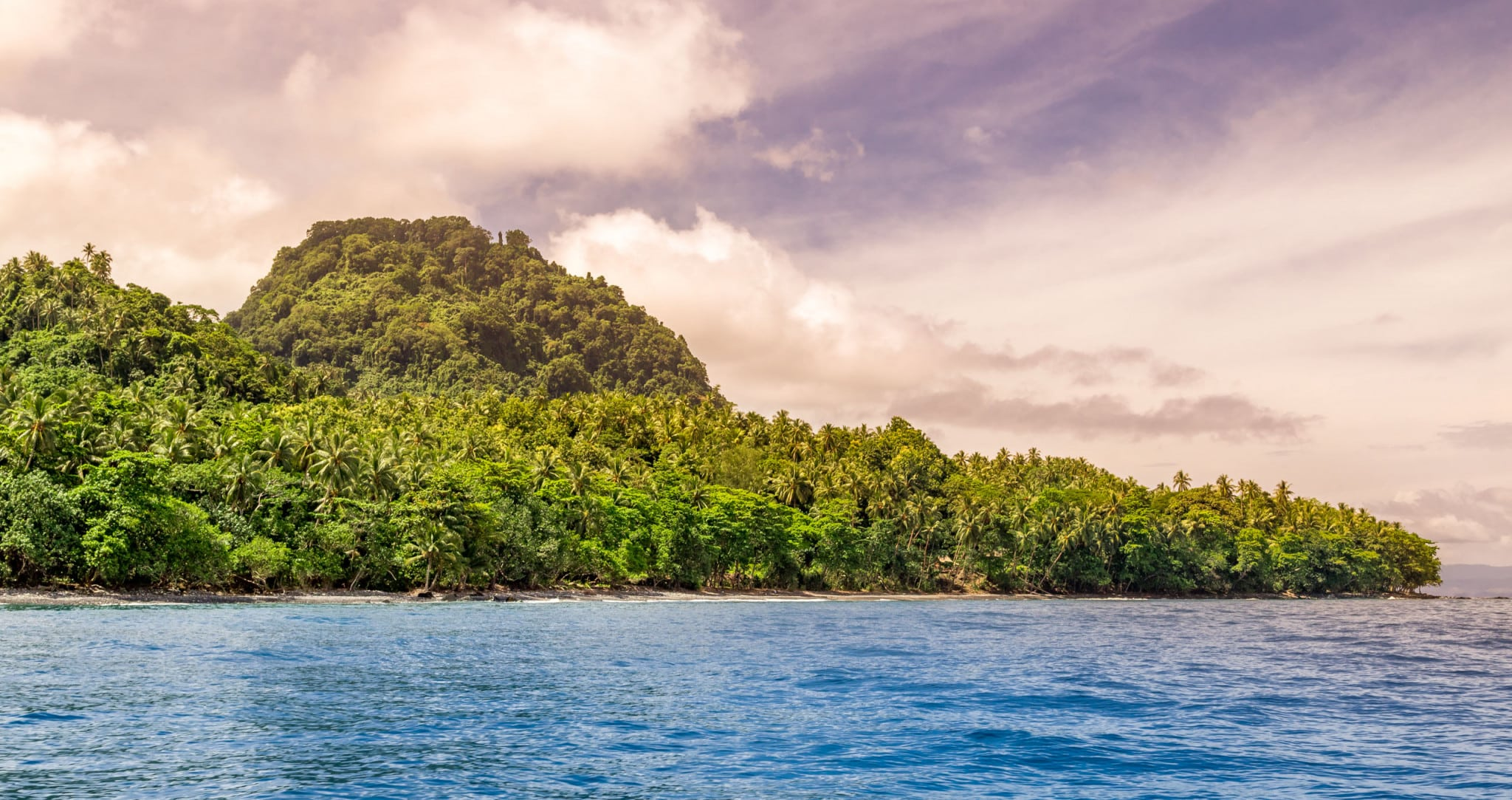 Island Coast - SOLOMON ISLANDS - 7 days in Solomon Islands itinerary: travel guide, tips & inspiration