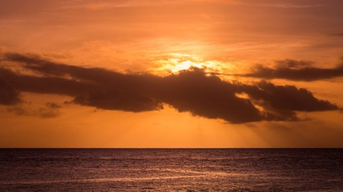 Tanna Sunset - VANUATU - 7 days in Vanuatu itinerary: travel guide, tips & inspiration