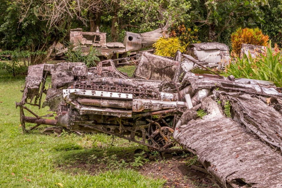 Vilu War Museum Honiara - SOLOMON ISLANDS - 7 days in Solomon Islands itinerary: travel guide, tips & inspiration