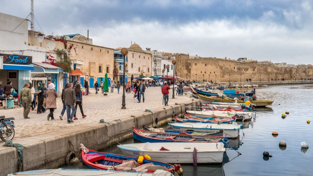 Bizerte Harbor - TUNISIA - A two week Tunisia itinerary: a road trip to all the highlights