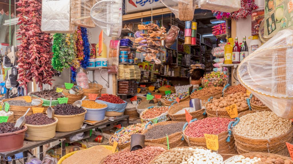 Sfax Medina Shop - TUNISIA - A two week Tunisia itinerary: a road trip to all the highlights