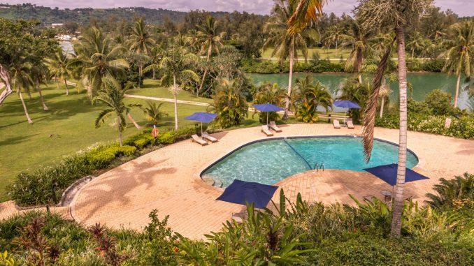 Restaurant - VANUATU - Holiday Inn Resort Port Vila; a luxury hotel with private lagoon beach