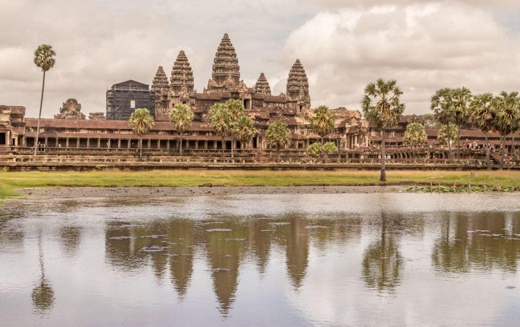 Angkor Wat - VIETNAM & CAMBODIA - Ho Chi Minh City to Siem Reap itinerary with Mekong Cruise
