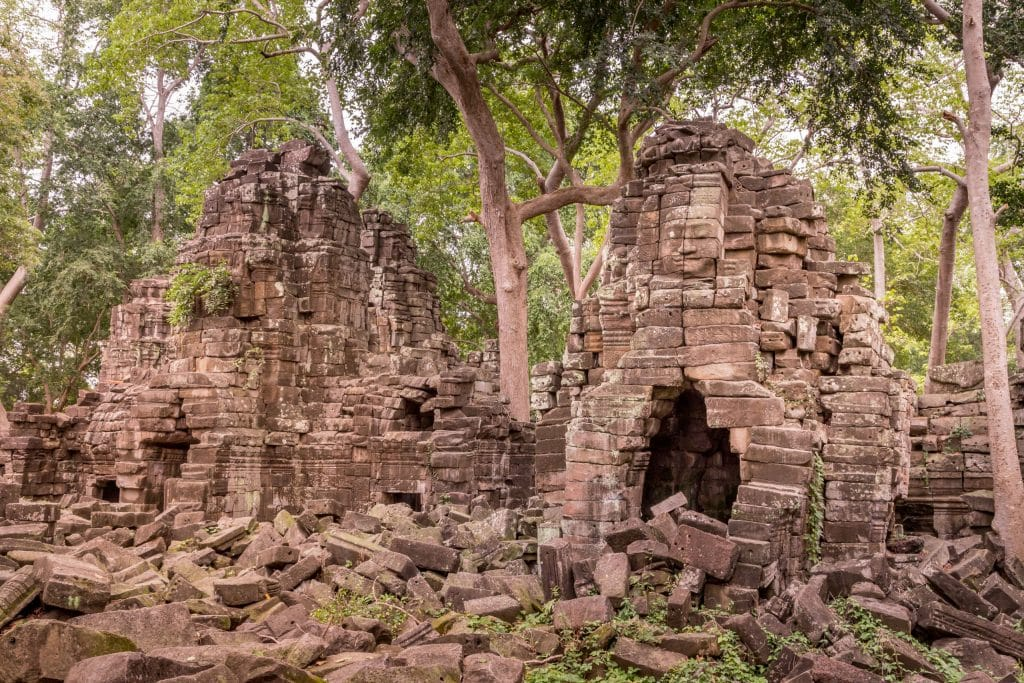 Banteay Chhmar - VIETNAM & CAMBODIA - Ho Chi Minh City to Siem Reap itinerary with Mekong Cruise