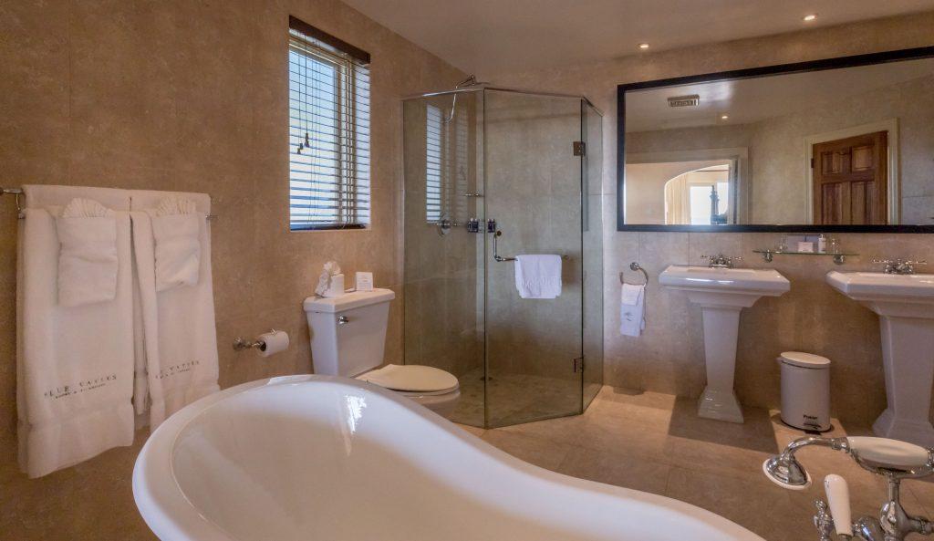 Bathroom - ANTIGUA - Blue Waters Hotel review; a must stay luxury beach resort