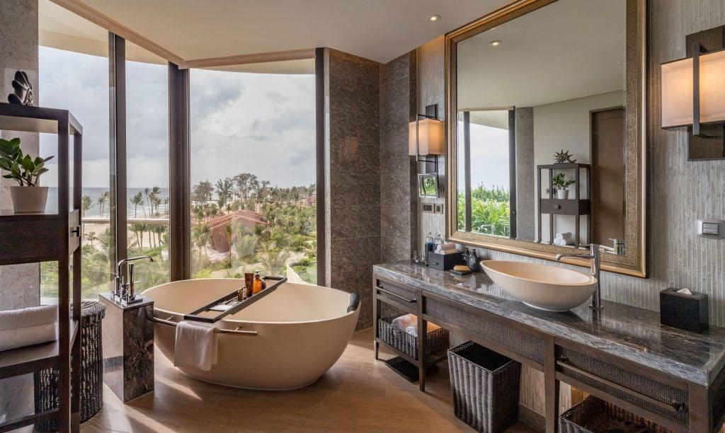 Bathroom - VIETNAM - Luxury stay: Intercontinental Phu Quoc Long Beach Resort review